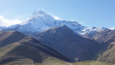 Off-Road Cycling Trip To Mount Kazbegi Area