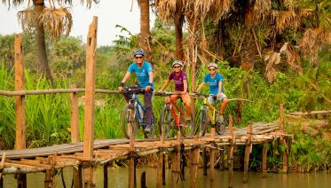 Off the Beaten Path Cycling Tour