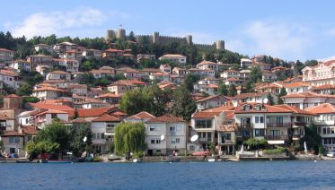 Ohrid City and Lake Tour