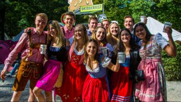 Oktoberfest 3 Night - Sleep, Eat & Party Pack