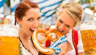 Oktoberfest Opening Week-Dorm