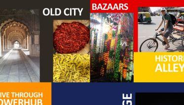 Old & New Delhi
