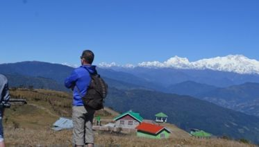 One Day Hiking Tour In Darjeeling