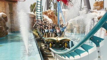 One Day Trip To Portaventura From Barcelona