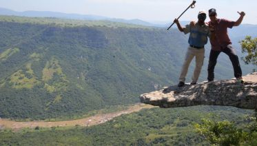 Oribi  Gorge and Eland Reserve Tour
