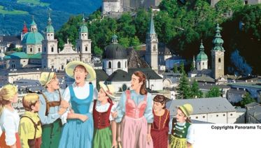 Original Sound Of Music Tour - Tour 1A