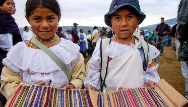 Otavalo & Iluman Community Tour