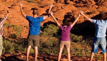 Outback And Kangaroo Island Adventure