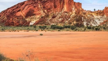Outback Australia - The Colour of Red