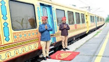 Palace On Wheels Luxury India Train Journey