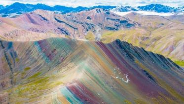 Palccoyo Rainbow Mountain Trek Day Tour in Cusco