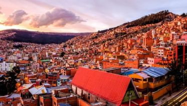 Pampa Pueblo Ways (from La Paz)