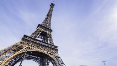 Paris in a Day, with the Louvre, Eiffel Tower, Montmartre