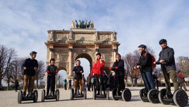 Paris Quest On Segway
