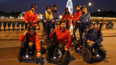 Paris Segway Night Group Tour
