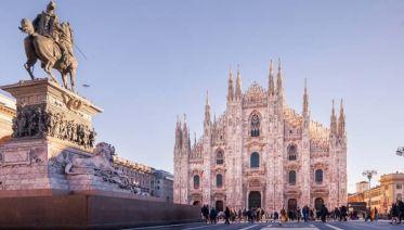 Paris To Milan