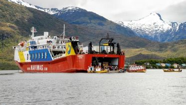 Patagonia Fjords Cargo Boat 4D/3N (from Puerto Montt)