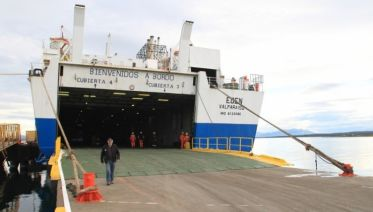 Patagonia Fjords Cargo Boat 4D/3N (from Puerto Natales)