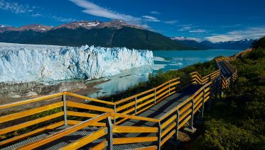 Patagonian star: Perito Moreno Glacier