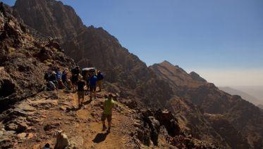 Peaks & Valleys Of The Atlas