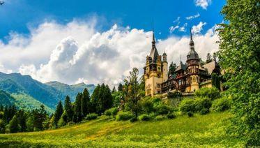 Peles & Bran Castles Bucharest Day Trip