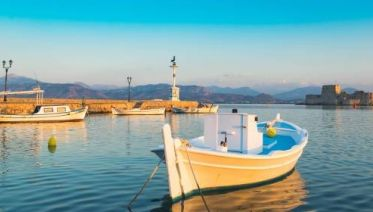 Peloponnese and Saronic Islands Bike & Sail