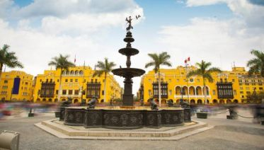 Peru Encompassed - 20 days
