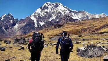 Peru to Argentina: Qampa & Aconcagua Climb