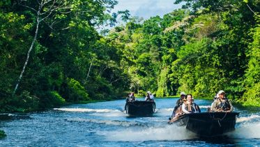 Peruvian Rivers & Rainforest Discovery (2021)