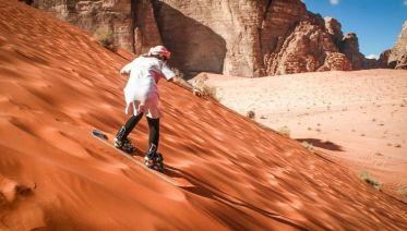 Petra & Wadi Rum Experience 3D/2N (from Jerusalem)