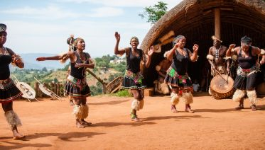 Phezulu Cultural Village and Reptile Park  Private Tour