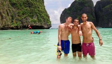 Phi Phi Island Beach Hopping (from Krabi)