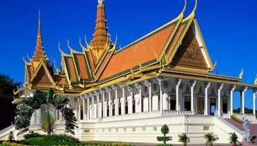 Phnom Penh Half Day City Tour