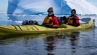 Photography Series: Antarctic Explorer