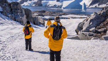 Photography Series: Antarctic Explorer