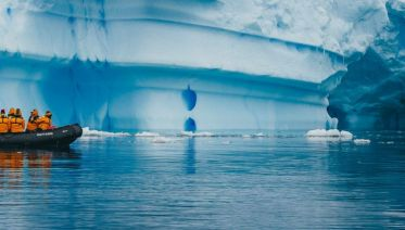 Photography Series:  Crossing The Antarctic Circle