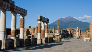 Pompeii  - group tour