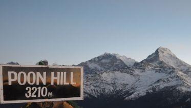Poon Hill Trek 4 Days / 3 Nights