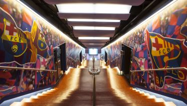 PortAventura + FC Barcelona Camp Nou Experience