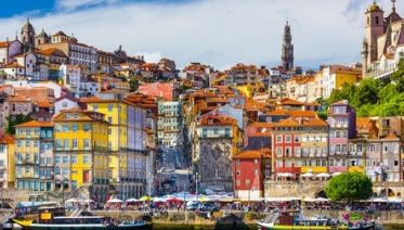 Porto and the Douro Valley (port-to-port cruise)-no transfer