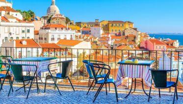 Porto to Lisbon Atlantic Ride