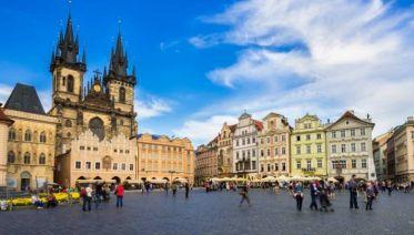 Prague to Istanbul - 19 Days