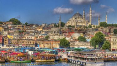 Prague To Istanbul