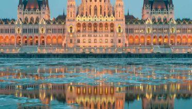 Prague Vienna and Budapest