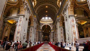 Pristine Sistine Express & St.Peters Basilica