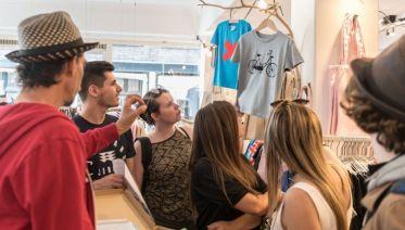 Private Amsterdam: Made In Amsterdam Shopping Tour - A Super Local Souvenir Tour