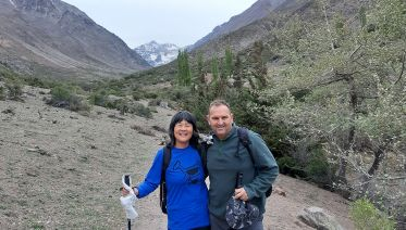 Private Andes Hike: Yerba Loca Nature Sanctuary