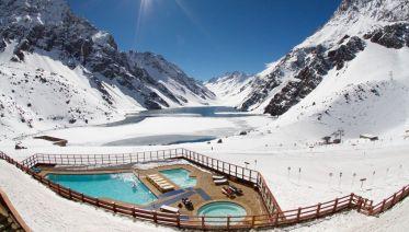Private Andes Tour: Portillo, Inca Lagoon & Winery