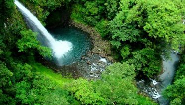 Private Arenal Fortuna Waterfall & Hot Springs