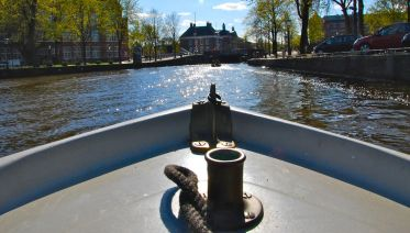 Private Beer Boat Amsterdam